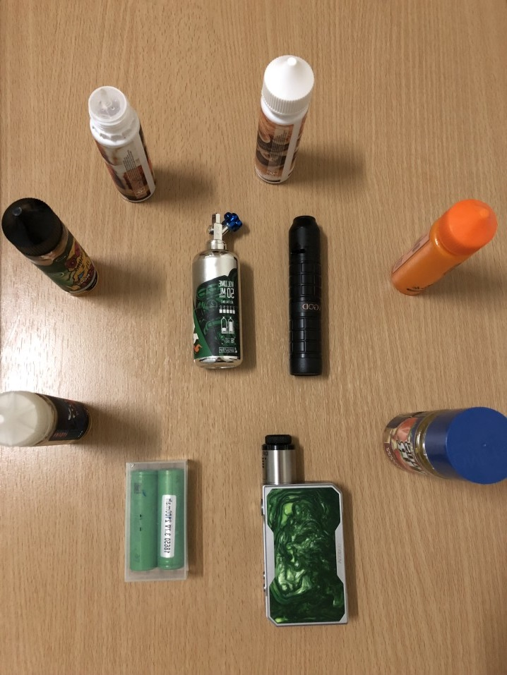 vape sample