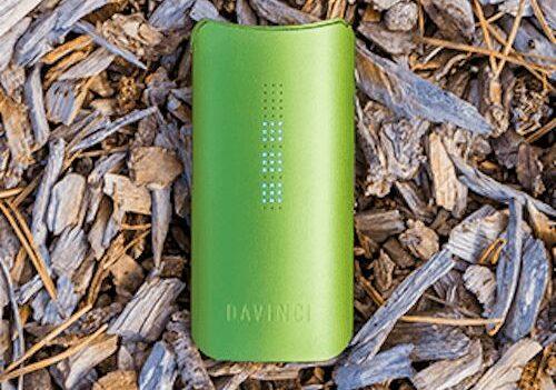 portable vaporizer DaVinci IQ